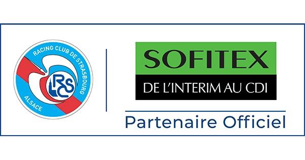 Sofitex devient partenaire officiel du Racing Club de Strasbourg