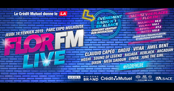 Sofitex invite ses intérimaires au Flor FM Live de Mulhouse