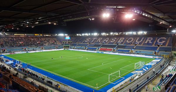 Sponsor officiel du RCSA Strasbourg : 400 intérimaires à un match