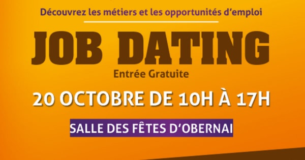 Sofitex au Job dating d'Obernai