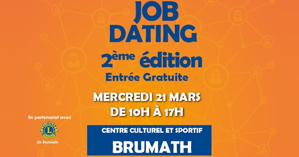 SOFITEX au JOB DATING de Brumath